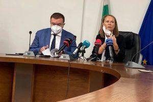 министър Ангелов и Дани Каназирева