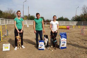 Състезание с кучета в Зооветеринарния комплекс