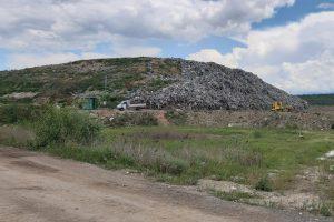 Депото за отпадъци в Асеновград