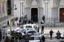 """Атаката в Ница е извършена в църквата """"Нотр Дам"""""""