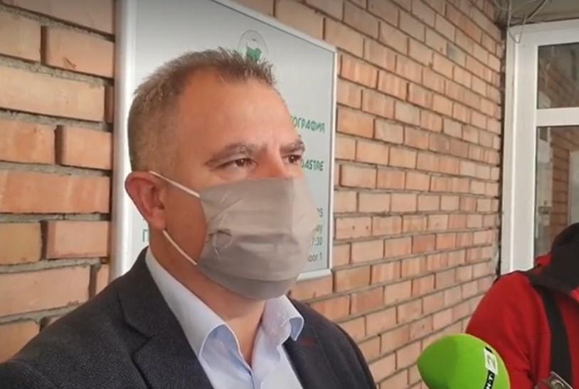 Наблюдаващият прокурор Георги Гешев
