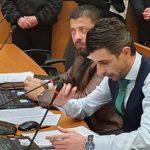 Георги Величков (на преден план).