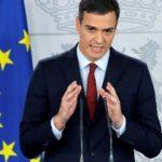 Премиерът Педро Санчес