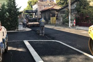 "Новият паркинг на ул. ""Каменица"""