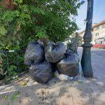 Събраните боклуци