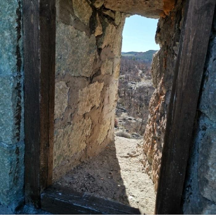На кулата на Перперикон