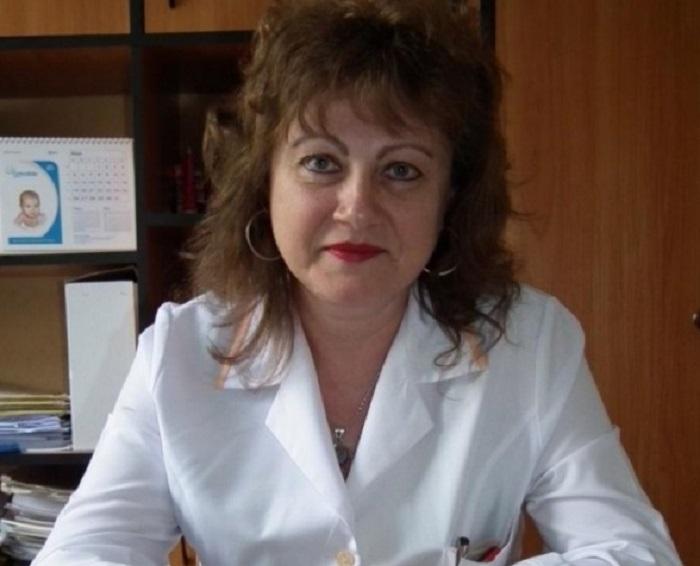 Д-р Петранка Лишковска