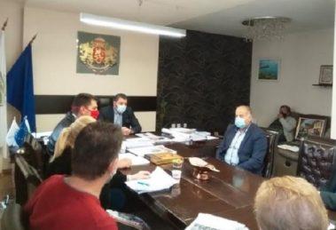 Павел Михайлов събра кметовете на няколко села на среща с Веселин Дошков