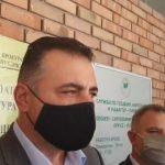 Окръжният прокурор Румен Попов (на преден план).