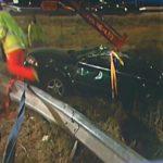 Снимка от катастрофата