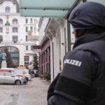 Полицията във Виена е на крак