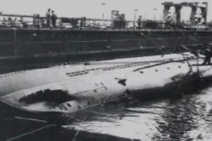 U-20 е била от страховития Кригсмарине