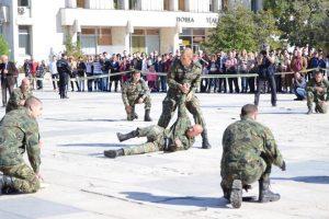 Военни демонстрации