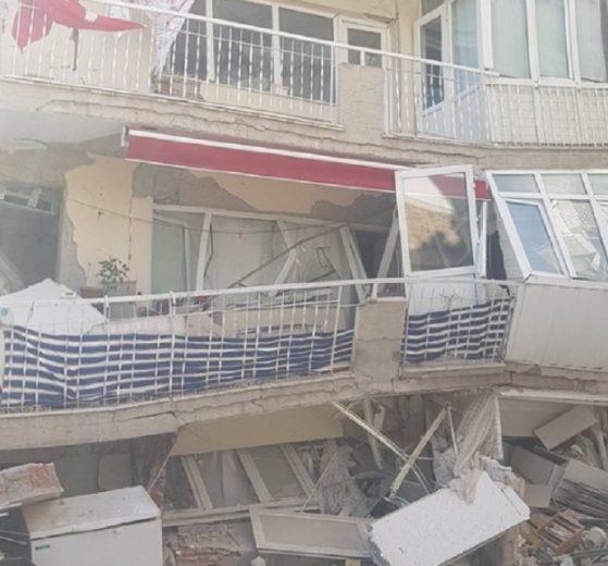 Земетресението в Егейско море взе жертви.