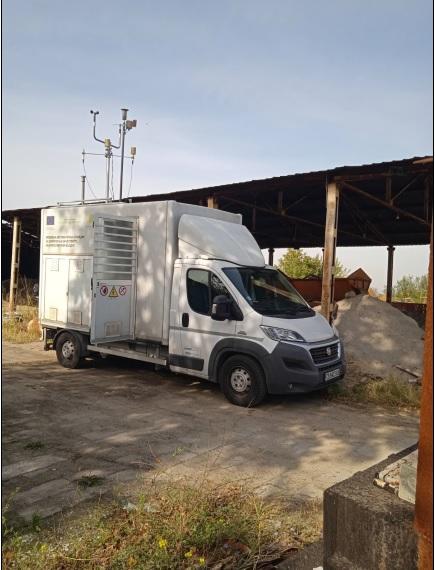 Мобилната станция в Стамболийски
