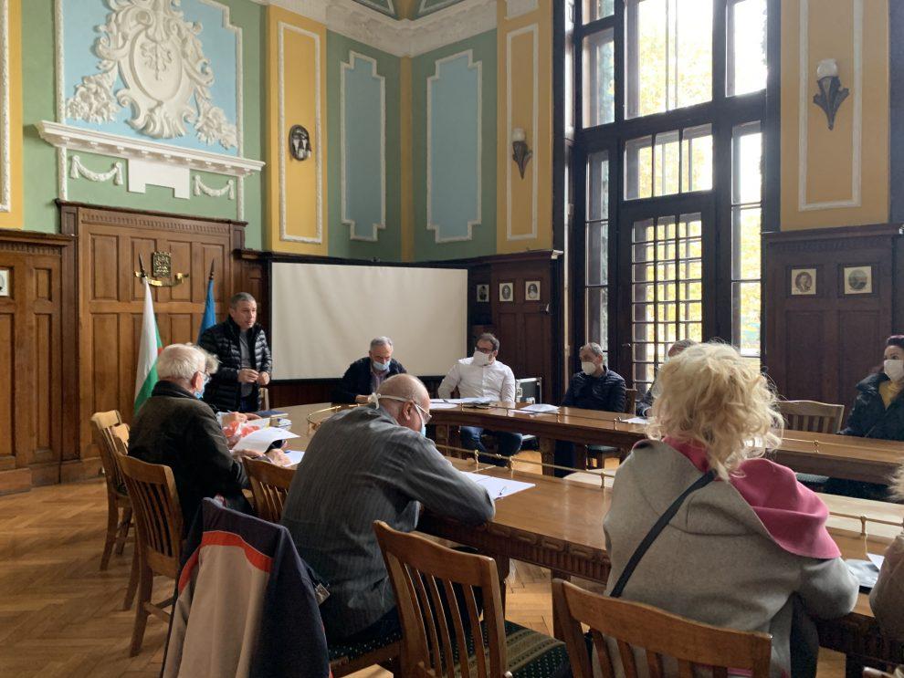 Медицинският съвет към Община Пловдив