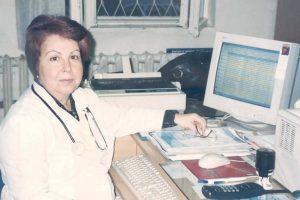 Д-р Людмила Милчалиева