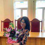 Съдия Мария Караджова