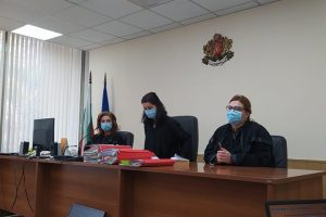 Съдебният състав на делото срещу Рангелов