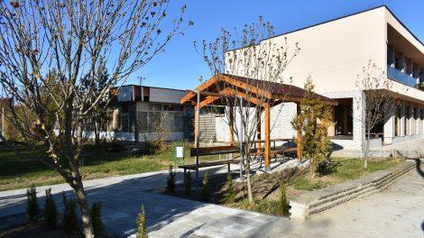 Новата зона за отдих в Леново