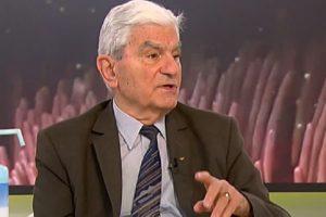 Имунологът акад. д-р Богдан Петрунов