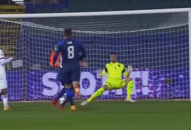 България-Финландия 1:2