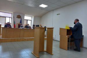 Севдалин Асенов отново не се яви на делото.