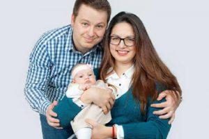 Кирчо Атанасов благодари на семейството от Пловдив