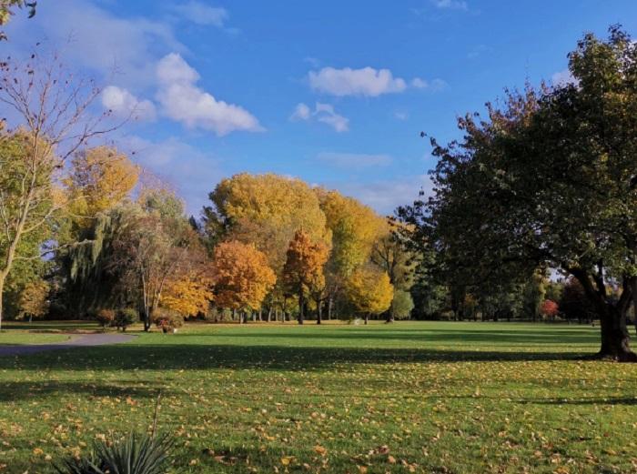 Златна немска есен