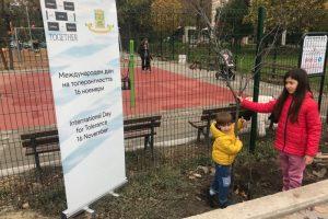 """Седем кипариса ще бъдат засадени на бул. """"Мария Луиза"""" от представители на различни етнически общности"""