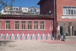 Художествената гимназия в Пловдив