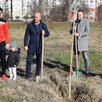 кметът Костадин Димитров също се включи