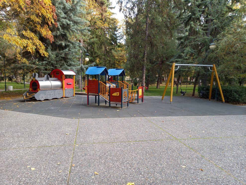 Празната площадка
