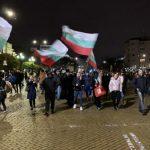 И мароканец е бил на протеста снощи.