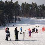 Любимата ски писта на Копривките