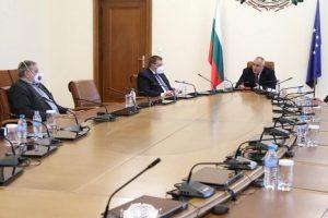 На работно съвещание при Борисов беше обсъдена ситуацията в страната във връзка с пандемията от COVID-19