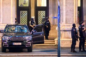 Армия и полиция по улиците на Виена след атаките