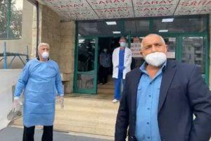 Борисов забрани да няма линейки, лекари и .н.