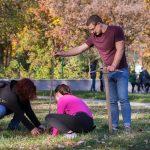 Залесителната акция в Карлово