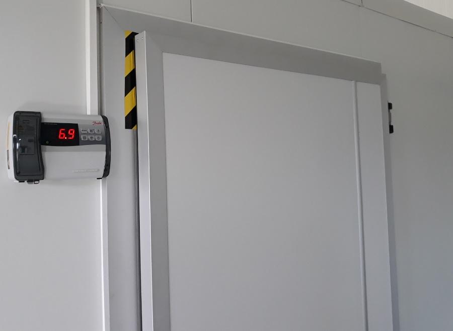 Хладилниците работят при температура 6,9 градуса