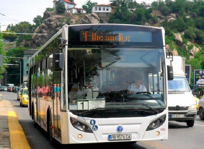 Новото маршрутно разписание влиза в сила от 17 декември (четвъртък) и ще се обслужва от 10 автобуса.