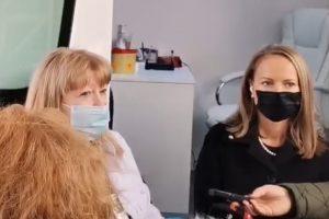Д-р Соня Джевизова и Дани Каназирева