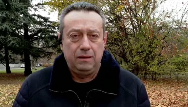 Изключеният от БСП депутат Иван Иванов
