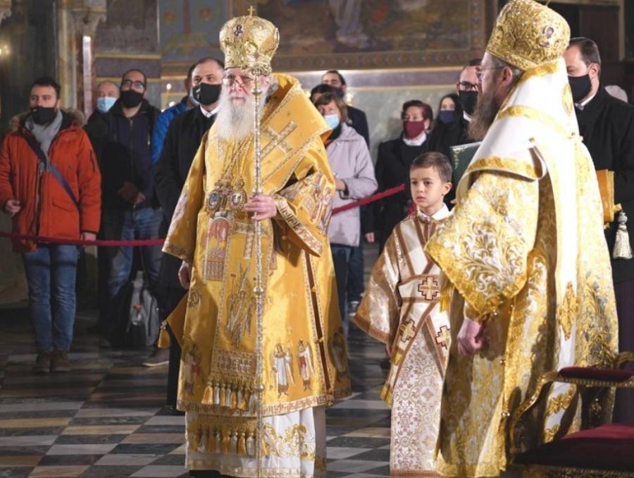 Патриарх Неофит Кадър: БНТ