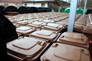 Новите контейнери за смет