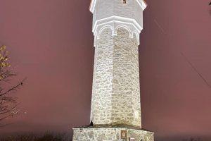 Часовниковата кула на Сахаттепе