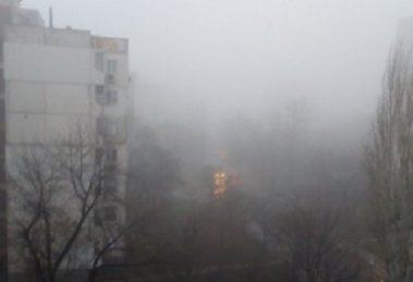 """Район """"Тракия"""" се оказва и едно от местата с най-мръсен въздух от 2015 г. насам."""