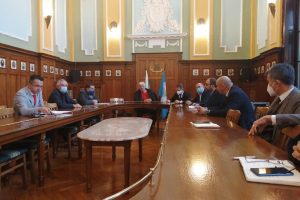 Срещата за бюджет 2021