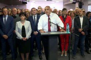 Кои от досегашните депутати ще намерят място в листата на ГЕРБ, решава Изпълнителната комисия