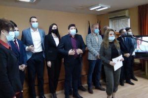 Изпълнителното бюро на Градския съвет на БСП в Плводив защити Георги Гергов